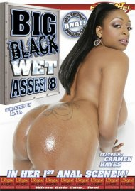 Big Black Wet Asses! 8