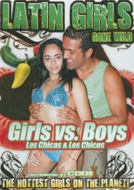 Latin Girls Gone Wild: Girls vs. Boys Porn Video