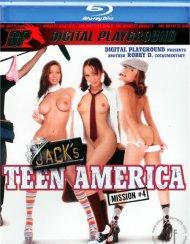Teen America: Mission #4 Blu-ray Movie