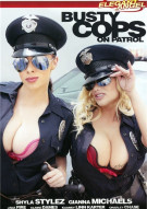 Busty Cops on Patrol Porn Video