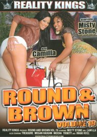 Round And Brown Vol. 19 Porn Movie