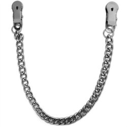 Fetish Fantasy Tit Chain Clamps