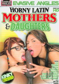 Horny Latin Mothers & Daughters Porn Video