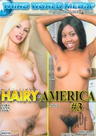 Hairy In America #3 Porn Video