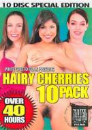Hairy Cherries 10-Pack Porn Movie