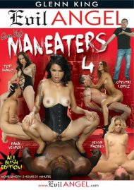 Maneaters 4: All Bush Edition