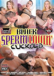 Black Sperm Lovin' Cuckold Porn Video