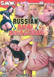 Russian Anal Armageddon Porn Video