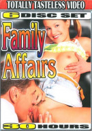 Family Affairs 6-Disc Set Porn Movie