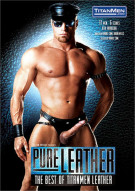Pure Leather: The Best of TitanMen Leather Porn Movie