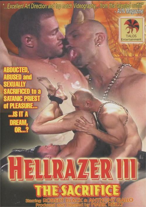 Hellrazer III: The Sacrifice Boxcover