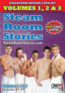 Steam Room Stories Volumes 1, 2, 3 Gay Porn Movie