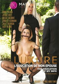 Buy Luxure: The Education Of My Wife (French)