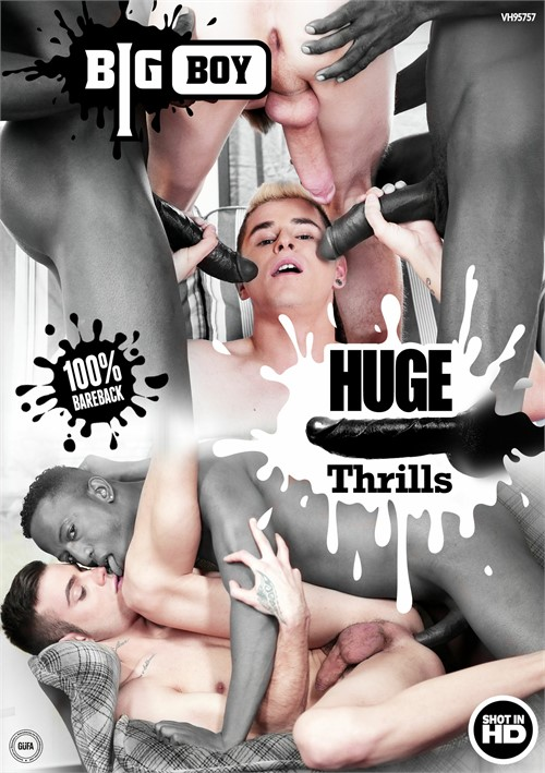 Huge Thrills Boxcover