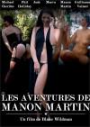 Les Aventures De Manon Martin Boxcover