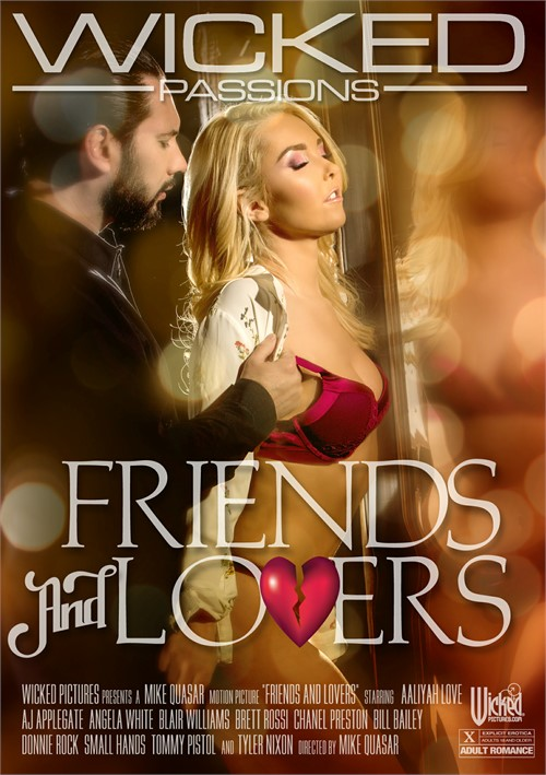 Friends And Lovers Boxcover