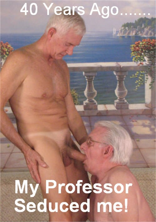My Professor Seduced Me Boxcover