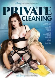 Private Cleaning Porn Movie