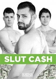 Slut Ca$h gay porn DVD from Men.com.