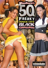 50 Freaky Inner City Black Cheerleaders Porn Video