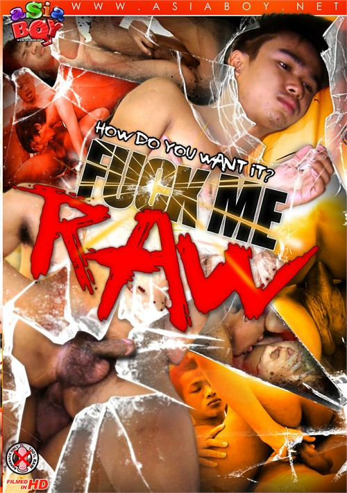 Fuck Me Raw Boxcover