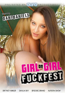 Girl On Girl Fuckfest Porn Movie