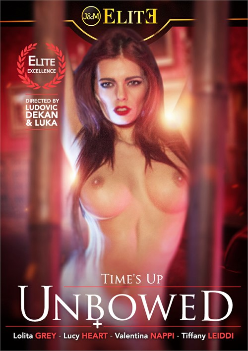 Unbowed - Time's Up Boxcover