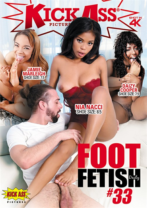 Foot Fetish Daily Vol. 33