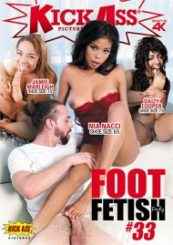 Foot Fetish Daily Vol. 33 Porn Video