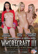Whorecraft III: Tiny Teen Elfs Take On Huge Swords Porn Video