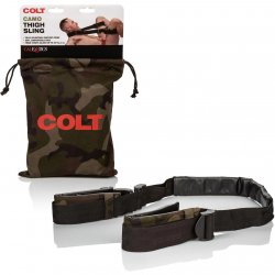 Colt Thigh Sling - Camo Sex Toy