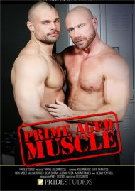 Prime Aged Muscle gay porn DVD from Pride Studios
