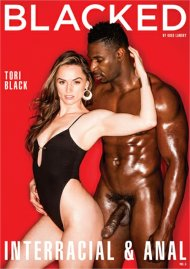 Interracial & Anal Vol. 5 porn DVD from Blacked.