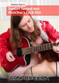 FanGirl Turned Into RockStar's Cock Slut image