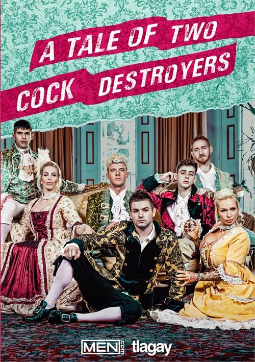 A Tale of Two Cock Destroyers Cover Front