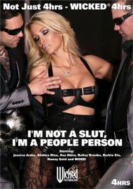 I'm Not A Slut I'm A People Person image