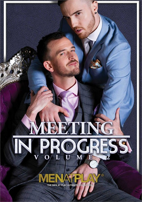 Meeting In Progress Vol. 2 Boxcover