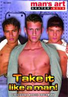 Take It Like A Man! Boxcover