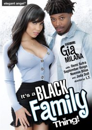 It's A Black Family Thing! image