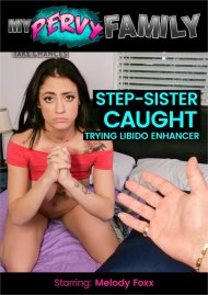 Step-Sister Caught Trying Libido Enhancer image