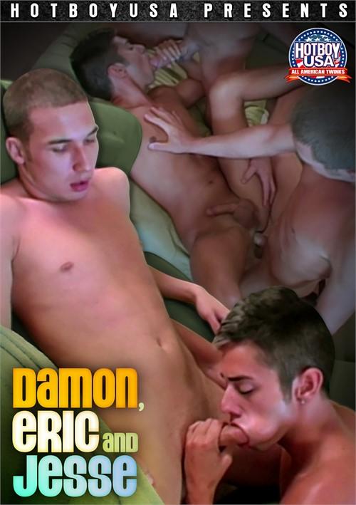 Damon, Eric & Jesse Boxcover