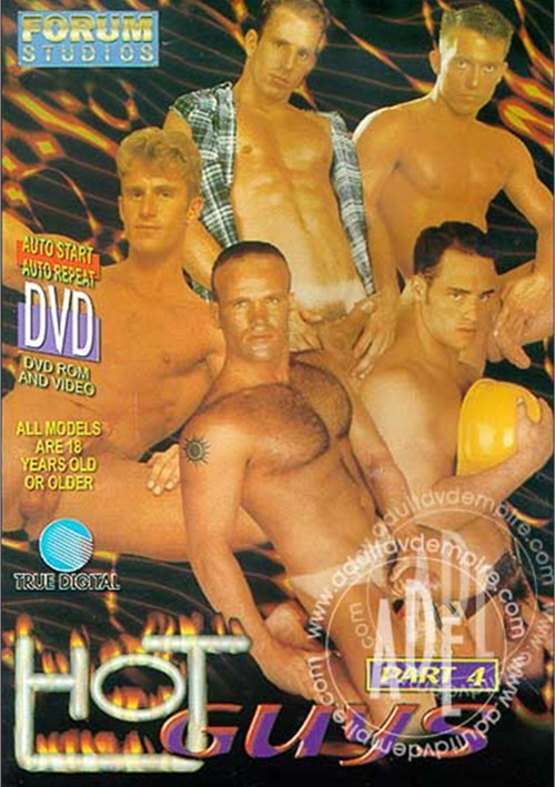 Hot Guys 4 Boxcover