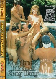 Carolina's D.P. Anal Gang Bang
