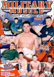Military Muscle 3 Porn Movie