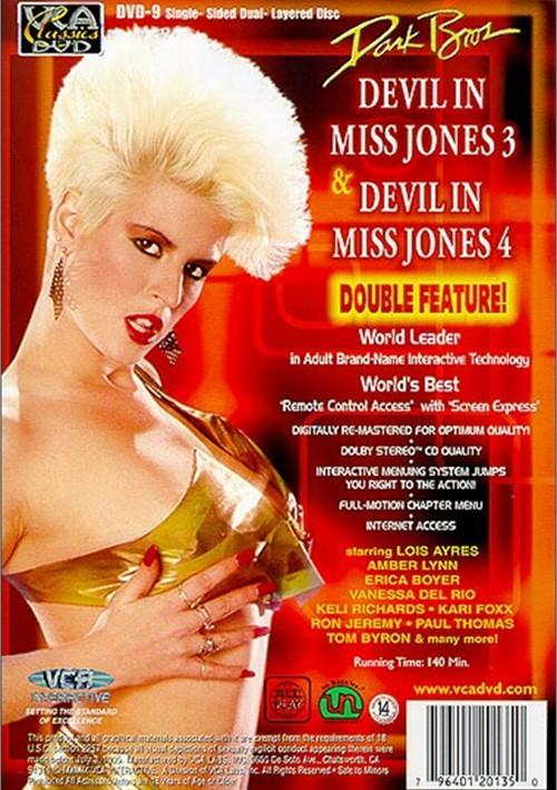 Back cover of The Devil In Miss Jones 3