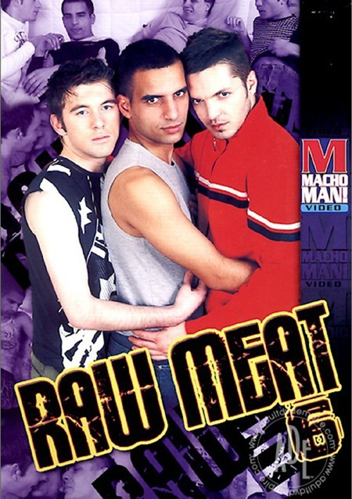 Raw Meat 6 Boxcover