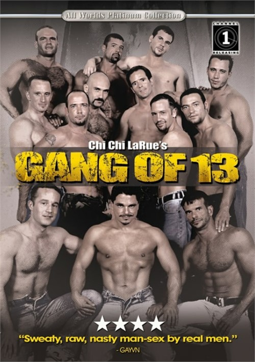 Gang of 13 Cover Front