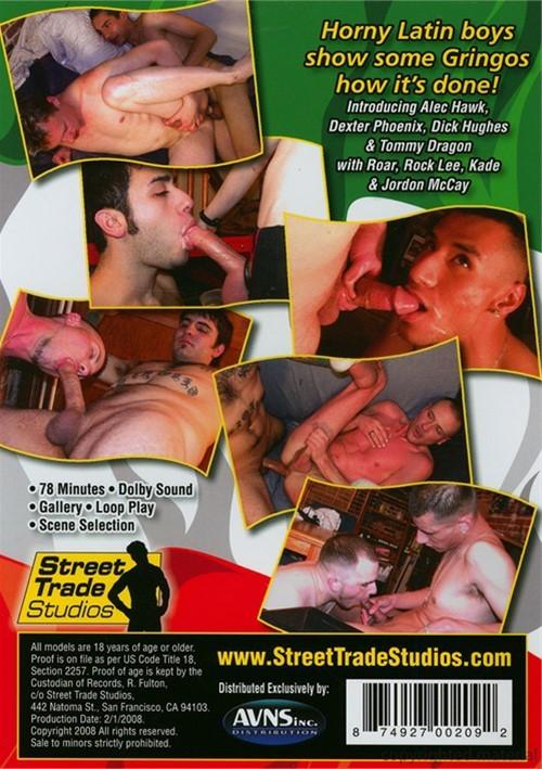 Fiesta De Cum | Street Trade Studios Gay Porn Movies @ Gay ...