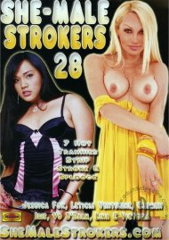 She-Male Strokers 28 Porn Video