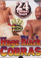 Huge Black Cobras (24-Pack) Porn Movie